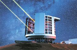 巨大マゼラン望遠鏡