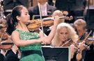 クイーンエリザベス国際コンクールで1位になったバイオリニストのイム・ジヨン氏。(写真=クイーンエリザベスコンクール)