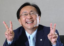 三村申吾・青森県知事