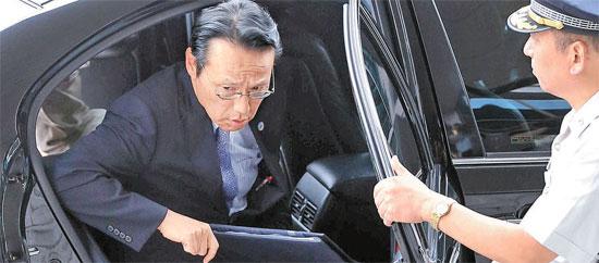 在韓日本大使館の金杉憲治総括公使が21日午後、外交部に呼ばれた。