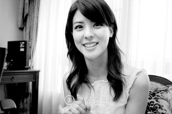 日本女優の藤井美菜