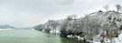 百済歴史遺跡地区の公州公山城。総延長2660メートルに達する。(写真=文化財庁)
