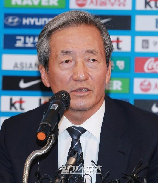 鄭夢準(チョン・モンジュン)国際サッカー連盟(FIFA)名誉副会長(64)