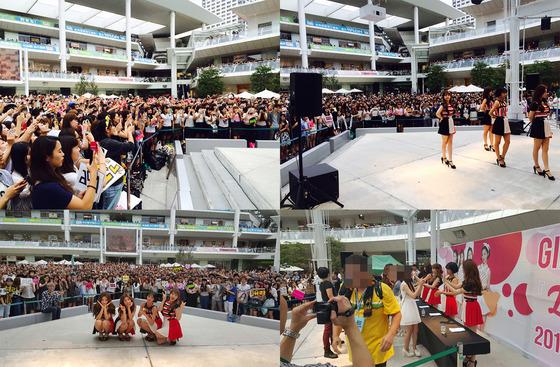 Girl's Day(ガールズデイ)が2回目の日本プロモーションを成功裏に終えた。(写真=DreamTエンターテインメント)