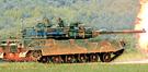 武器体系に分類された物資のうち安定した調達と厳格な品質保証のために政府が指定したものを防産物資という。防産企業とはこれを生産するところで、政府から指定を受けた企業。2015年9月現在、1323個の防産物資がある。写真はK-2戦車。(中央フォト)