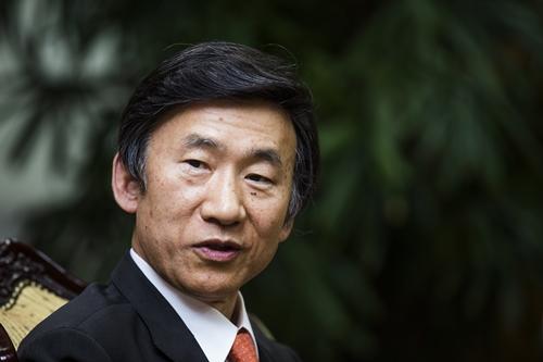 尹炳世・外交部長官(写真=中央日報DB)