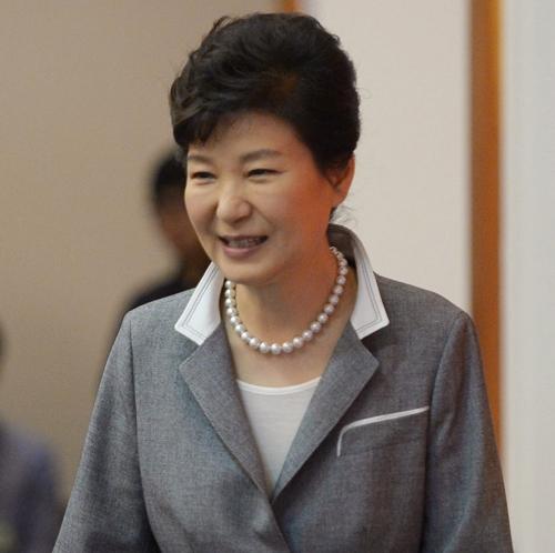 朴槿恵大統領(写真=青瓦台写真記者団)