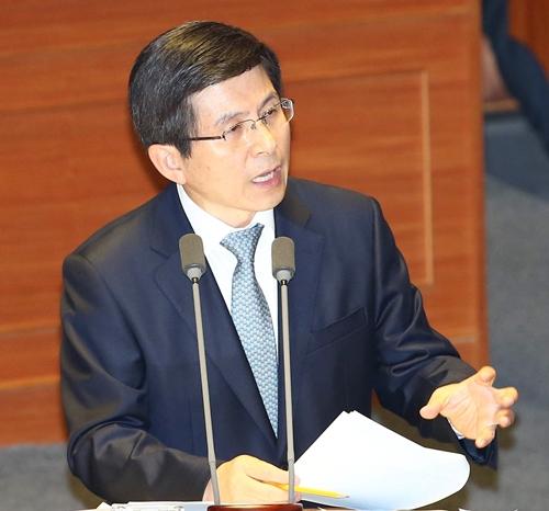 黄教安首相(写真=中央日報DB)