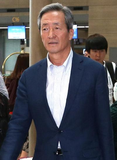 鄭夢準・大韓サッカー協会名誉会長(写真=中央日報DB)