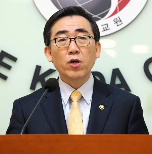 趙兌烈(チョ・テヨル)韓国外交部第2次官(写真=中央日報DB)