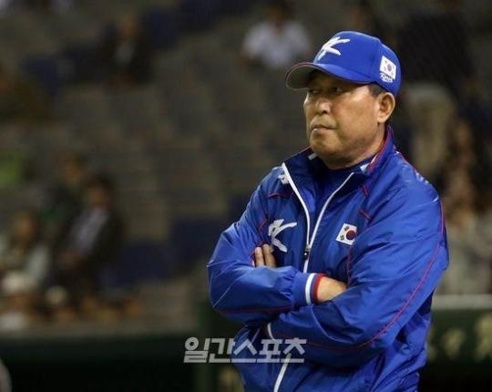 金寅植(キム・インシク)韓国野球代表チーム監督