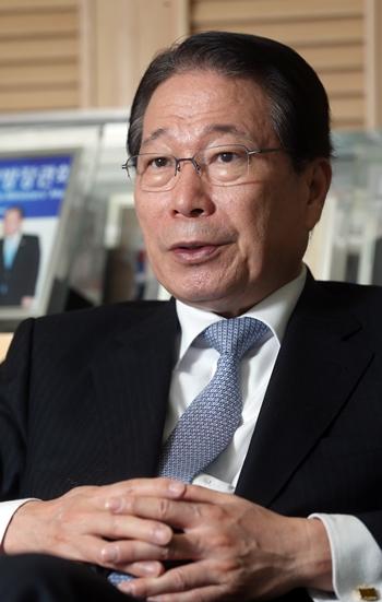 元韓国外交部長官の柳明桓(ユ・ミョンファン)(写真=中央日報DB)