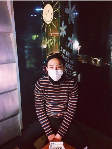 BIGBANGのG-DRAGON(写真=本人のインスタグラム)