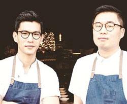 ニューヨークのモダン韓国料理店「Oiji」を共同で運営するキム・セホンさん(左)とク・テギョンさん。(写真=「Oiji」フェイスブック)