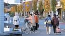 日本の埼玉県の鳩山ニュータウンは出産率0.6人、高齢比率38%の老人都市だ。20年間で人口が20%減って住宅の25%が空き家となった。通りでは若者にはなかなか会わず、犬と散歩する高齢者をよく見かける。