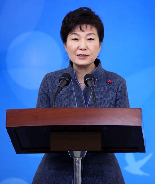 朴槿恵大統領(写真=中央日報DB)