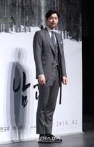 19日午前、ソウル江南区新沙洞の狎鴎亭CGV店で開かれた映画『男と女』の制作報告会に登場した俳優のコン・ユ。