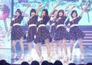 27日、京畿道高陽市一山東区MBCドリームセンターで開かれたMBC MUSICの音楽番組『SHOW CHAMPION』に登場したガールズグループのLABOUM。