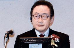 司空壱(サゴン・イル)世界経済研究院理事長