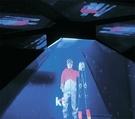 この日、競技場にいる選手をホログラムで見ることのできる「ホログラムライブ」(右側)も関心を集めた。(写真提供=KT)
