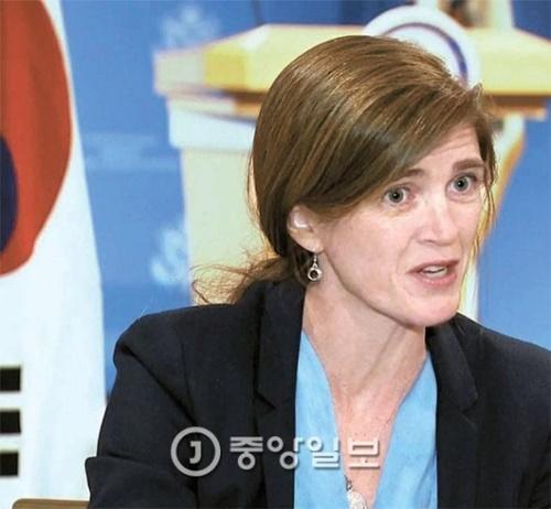 1日にインタビューに応じた米国のパワー国連大使は今回の対北朝鮮制裁について「北朝鮮の抜け穴をできる限り埋めた、安保理の制裁では20年ぶり最も強力な内容」と強調した。