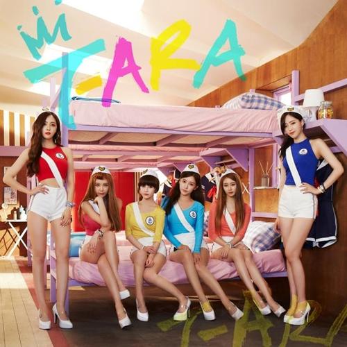 ガールズグループのT-ARA(写真=MBKエンターテインメント)
