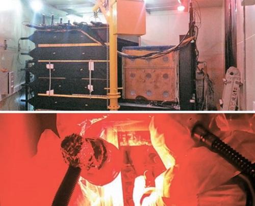 江原道襄陽郡点鳳山地下700メートルにある研究室では、この春から稼働する予定の暗黒物質検出器2号の準備作業が行われている。(写真=基礎科学研究院)