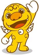 ソウル市の公式キャラクター「ヘチ」(写真=ソウル特別市)