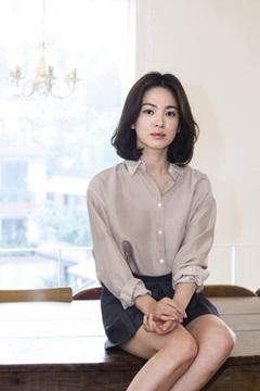 女優ソン・ヘギョ「ソン・ジュン...