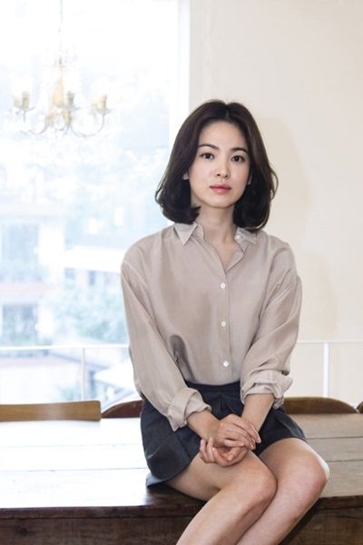女優ソン・ヘギョ