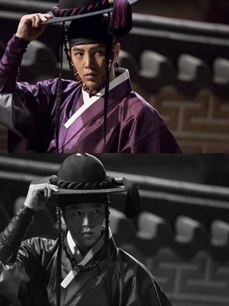 ドラマ『テバク』の俳優チャン・グンソク