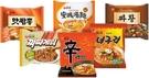 農心は昨年韓国のインスタントラーメン市場トップ10に「辛ラーメン」「安城湯麺」「ノグリ」「チャパゲティ」などを含め7製品が入った。(写真=農心)