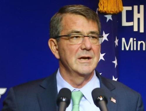 カーター米国防長官