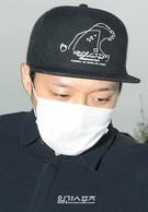 15日午後、ソウル江南区庁観光振興課から社会服務を終えて退勤しているパク・ユチョン。