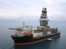 大宇造船海洋がアンゴラのソナンゴルから受注したドリルシップが試験運航をしている。大宇造船海洋はこのドリルシップを今月引き渡す予定だったが発注元が引き取りを延期するものとみられる。