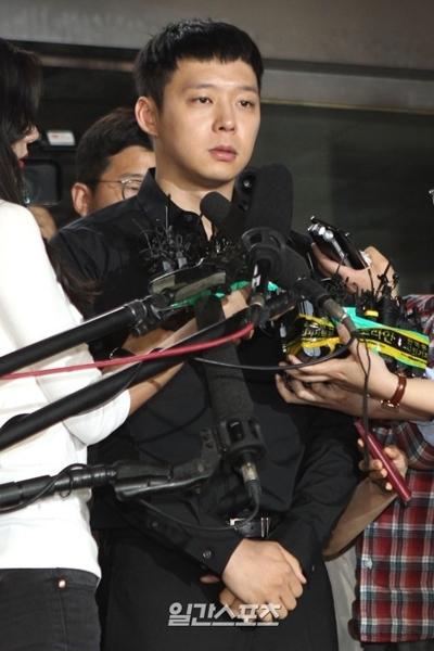 JYJのメンバーであり俳優のパク・ユチョンさん
