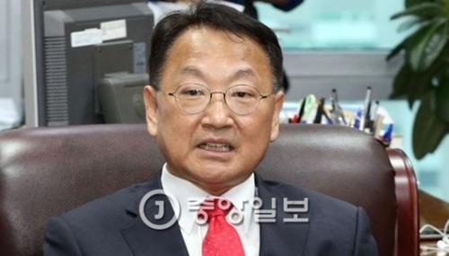 柳一鎬・経済副首相兼企画財政部長官