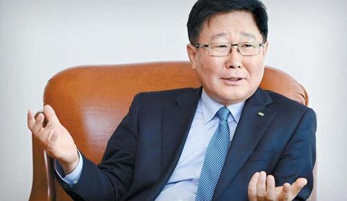 2013年9月に就任した趙石(チョ・ソク)韓国水力原子力社長は革新経営で昨年、過去最大の純利益を出した。(写真=韓国水力原子力)