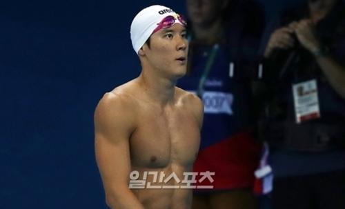 韓国男子水泳の朴泰桓
