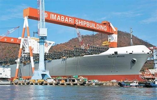 今治造船は日本造船業界では16年ぶりに新規で船舶建造設備を建設する計画を昨年明らかにした。(写真=SHIP PHOTOホームページ)