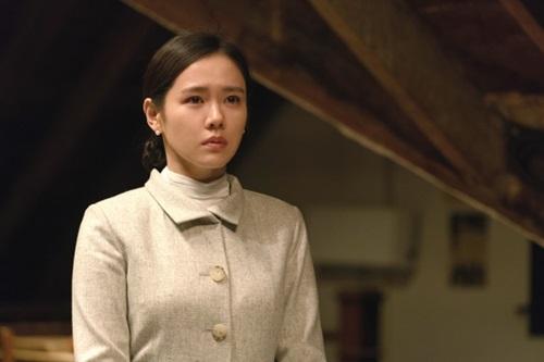 映画『徳恵翁主』で徳恵翁主を熱演した女優ソン・イェジン。(写真=ロッテエンターテインメント)