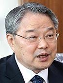 韓国海洋水産開発院(KMI)の梁昌虎(ヤン・チャンホ)院長(60)