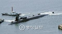 韓国「3000トン級の核推進潜水艦...
