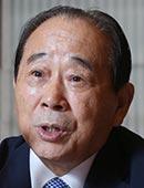 社会福祉法人「こころの家族」の尹基(ユン・ギ)理事長