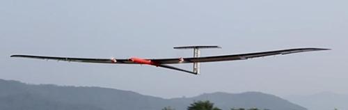 8月、全羅南道高興航空センターで離陸するEAV-3。(写真=韓国航空宇宙研究院)