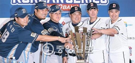 野球>今日から韓国シリーズ