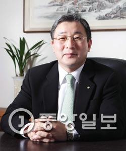 東洋生命の具漢書CEO