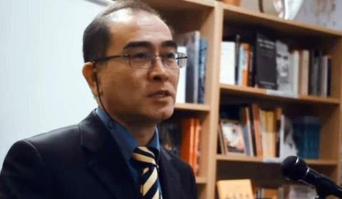 太永浩(テ・ヨンホ)元駐英北朝鮮公使