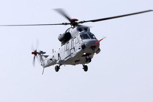 海兵隊に配備される上陸機動ヘリコプター(写真提供=KAI)