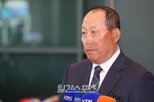 WBC韓国代表の金寅植(キム・インシク)監督